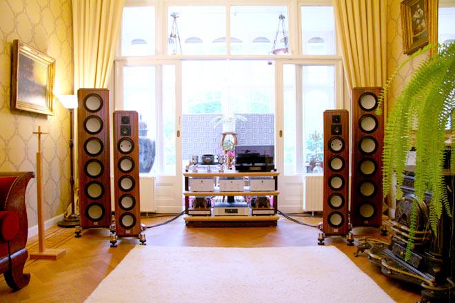 Marten Coltrane setup
