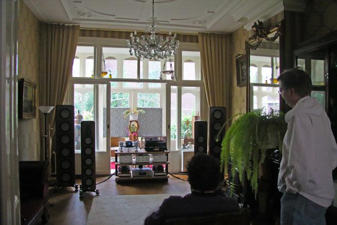 Rudolph's Coltrane room