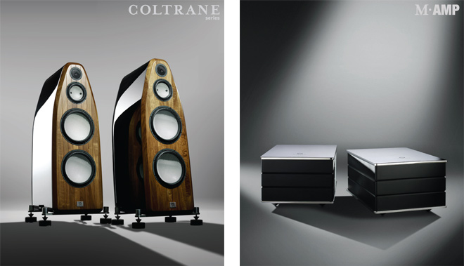 Coltrane 2 & M•Amp Mono Power Amplifier