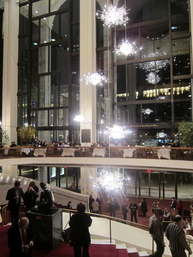 Rigoletto at The Metropolitan Opera - New York