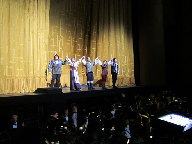 Rigoletto cast at The Metropolitan Opera - New York