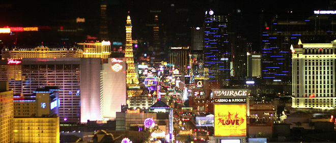 The Strip - Las Vegas