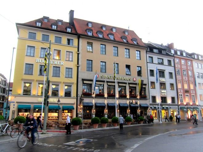 Spatenhaus