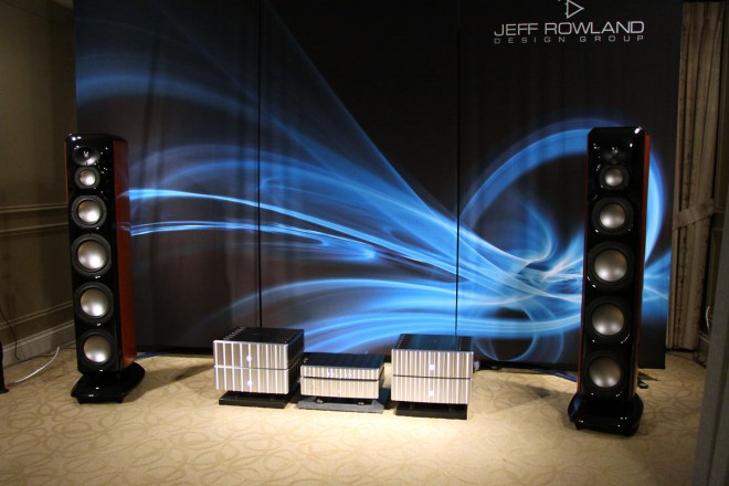Cool Looking Speakers marten speakers » blog archive » ces day 2