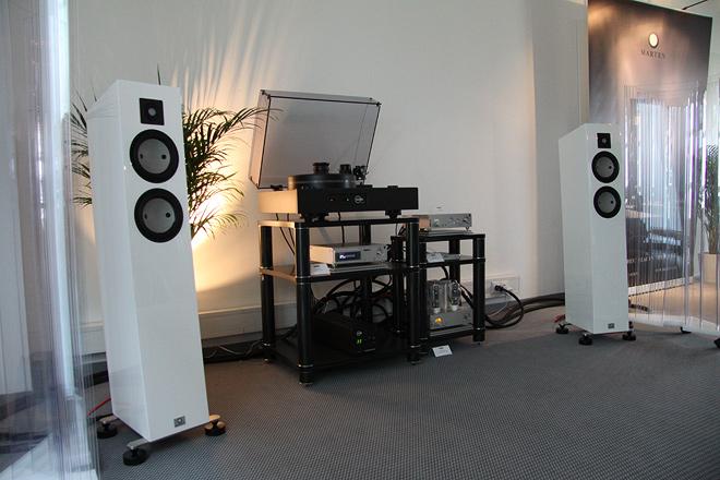 Marten Speakers 187 Heritage