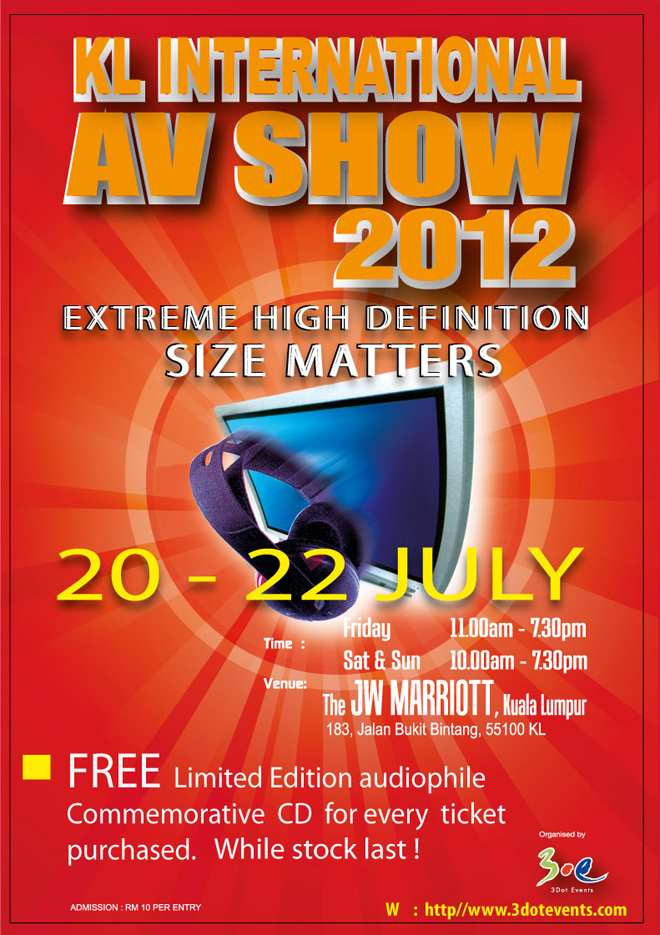 KL International AV show 2012