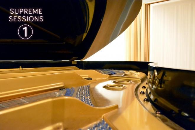 Blüthner Grand Piano