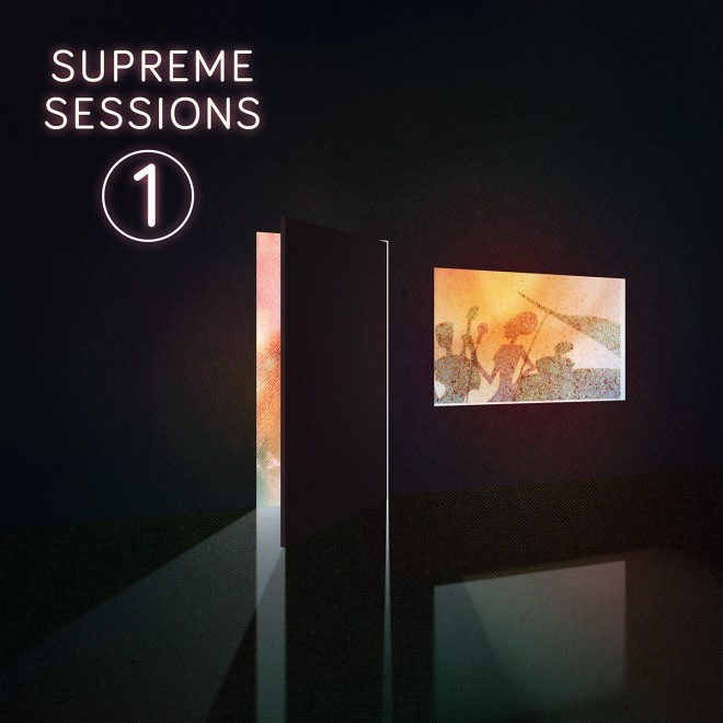 Supreme Sessions album cover