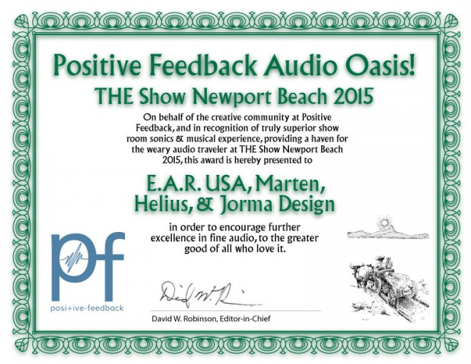 Audio Oasis