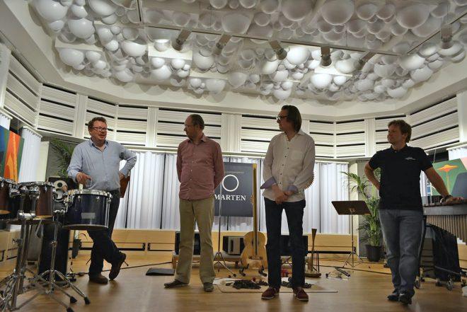Rhythm Art Duo: Daniel Berg & Fredrik Duvling